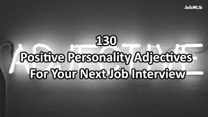 Powerful Adjectives Related Keywords Amp by 130 Powerful Personality Adjectives For Your Next Job Interview