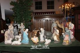 Home Interiors Nativity Set Nativity Sets U0026 Figures Fluminalis