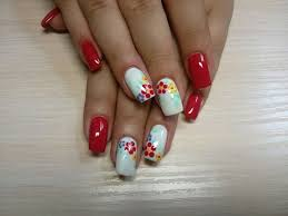 185 best red nails images on pinterest red nails bright nails