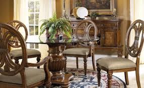 wonderful matinee round glass dining table set eva furniture
