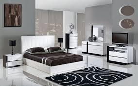 chambre noir et blanche chambre chambre moderne noir et blanc idee chambre noir et blanc
