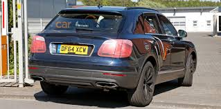 bentley bentayga grey bentley bentayga spied practically production ready previews