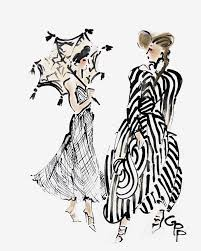 117 best n fashion illustrations images on pinterest fashion