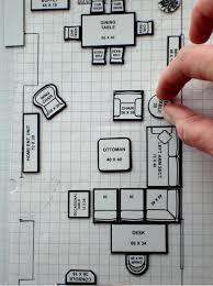 Furniture Space Planning Interior Design - Bedroom design planner