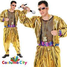 Mc Hammer Halloween Costume Mc Hammer Costume Ebay