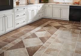 types of tile flooring and kitchen floor tile patterns