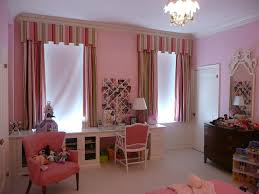 Drapes With Matching Valances Kids Window Treatments Traditional U0027s Room The Renovated