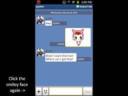 animated emoticons for android how to use animated emoticons in kakaotalk android