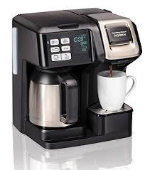 Hamilton Beach Programmable Thermal Coffee Maker Flexbrew 2