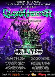 Time What Is Time Blind Guardian Gloryhammer Heroic Fantasy Power Metal