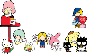 official kitty u0026 friends sanrio