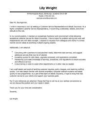 Cover Letter Of Customer Service Representative customer service representative cover letter exles livecareer