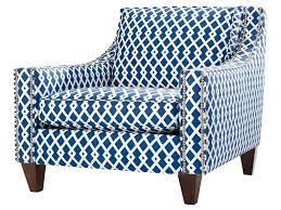 Blue Accent Chairs For Living Room by Furniture Living Room Interior Charming Dark Navy Blue Velvet