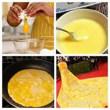 cuisine gala omelette steps rihanna s met gala dress your meme