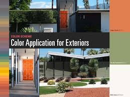 Outdoor Paint Colors by Modern Exterior Paint Colors 2 Ideas Enhancedhomes Org