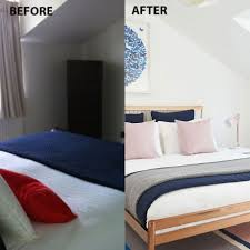 Before And After Bedroom Makeovers - before and after our bedroom makeover started with a butterfly