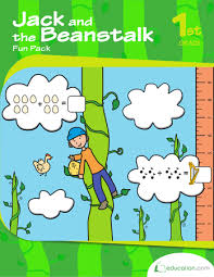 jack and the beanstalk fun pack workbook education com