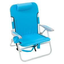 Rio Brand Chairs Amazon Com Rio Brands Big Guy Backpack Chair Blue U0026 Green