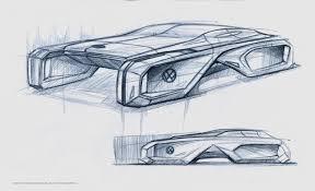 photo collection concept car sketch tutorial