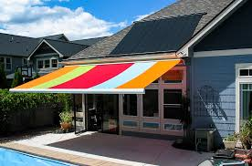 Nulmage Awnings Patio Deck Retractable Awnings U2013 Southern Oregon U0027s Leading Awning