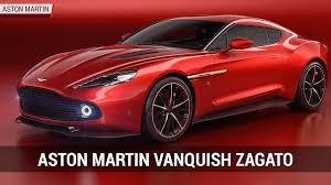 aston martin vanquish zagato shooting brake finishes a quartet q