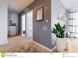 corridor in modern apartment stock photo image 39433691