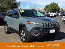 used jeep cherokee buy a certified used jeep near me denver chrysler jeep dealer