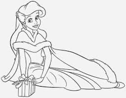 ariel princess coloring pages princess ariel mermaid coloring page