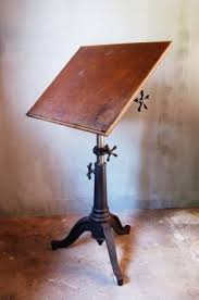 Iron Drafting Table Antique Drafting Tables Foter