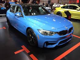 file blue bmw f30 m3 at the 2014 toronto auto show jpg wikimedia