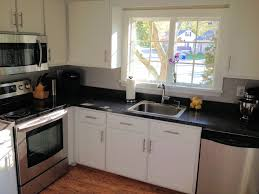 kitchen cabinet cabinets with tan granite countertops