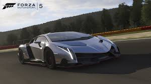 cartoon lamborghini veneno lamborghini veneno forza motorsport 5 wallpaper game