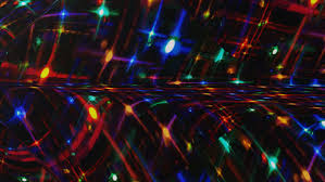 animated hypnotic multicolored lights for use as a