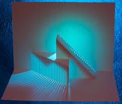 Ingrid Siliakus by Winterscene Pop Up Paper Sculpture By Ingrid Siliakus Captures The