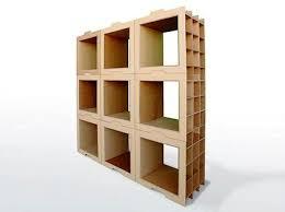 cara membuat lemari buku dari kardus bekas biar lebih hemat buat saja rak buku dari kardus