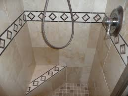 incridible small shower room ideas with cool marble shower for