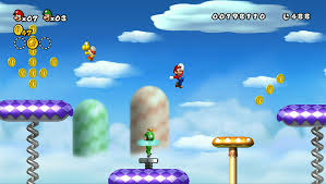 review super mario bros wii nostalgic chaotic wired