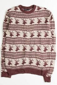 vintage fair isle sweater 145 ragstock