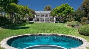 former celebrity party mansion in beverly hills lists at 79 million