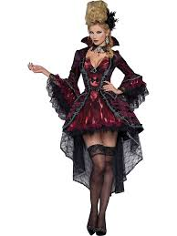 Sexiest Halloween Costumes Women U0027s Victorian Vamp Costume Wholesale Vampire Costumes