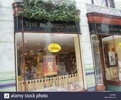 colman s mustard the colman s mustard shop the royal arcade norwich norfolk