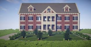 colonial mansion colonial mansion minecraft project