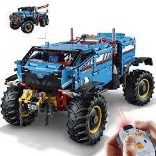 buy lego technic 42070 6x6 terrain tow truck john lewis