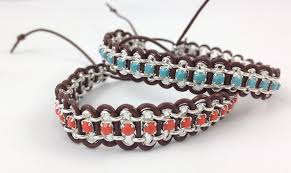 chain link bracelet patterns images Galaxy bracelet tutorial loose ends jpg