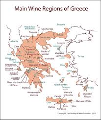 Map Greece by Swe Wine Map 2015 U2013 Greece U2013 Wine Wit And Wisdom