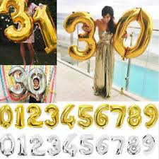 birthday helium balloons new foil helium balloons birthday wedding party celebration decor