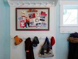 make a holiday greeting card display diy