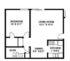 500 Sq Ft Studio Floor Plans 522 Sq Ft Studio Apartment Layout Http Photonet Hotpads