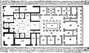 roman insula floor plan 19 beautiful roman floor plan house plans 64083