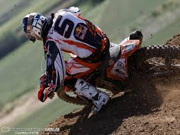 first motocross race 2009 fim motocross spain photos motorcycle usa